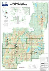 land ownership map 171 athabasca county
