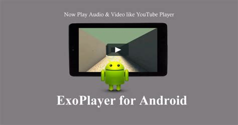 android videoview exoplayer android exle best alternative of videoview by kamal