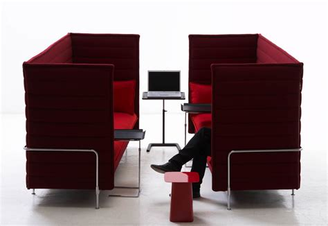 Alcove Furniture by Alcove Highback Sofa By Vitra Stylepark