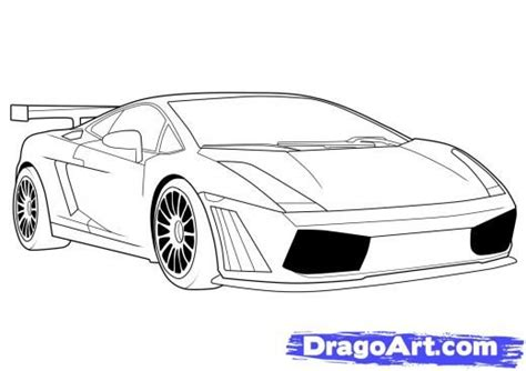 how to draw a lamborghini in 8 steps cool cars