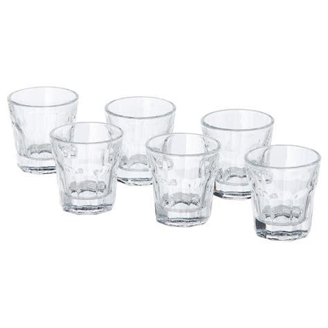 Ikea Pokal Snaps Glass pokal snaps glass clear glass 5 cl ikea