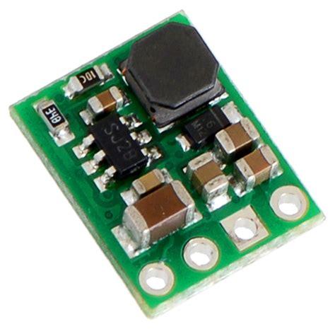Adaptor Dc 9v Arduino Power Supply Input 220v Ac 5 5x2 Murah pololu 5v 600ma step voltage regulator d24v6f5
