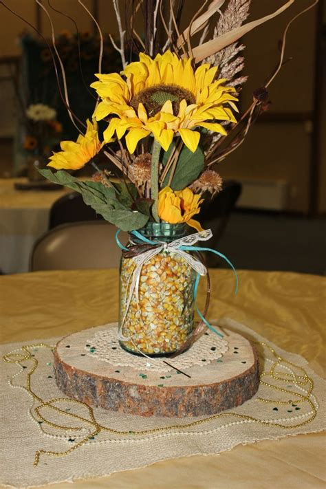 fall table centerpieces table centerpiece themed