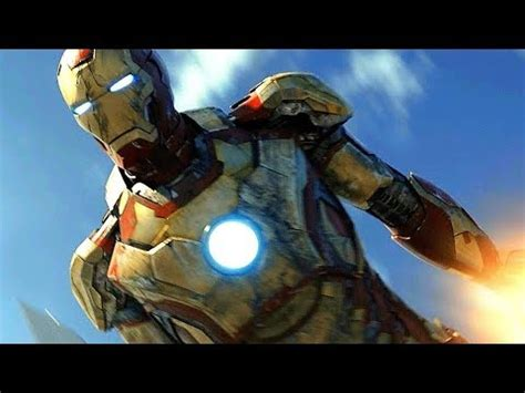 iron man plane rescue scene iron man clip