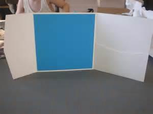 pocketfold template diy project square pocketfold for wedding invitation