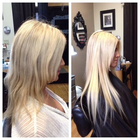 20 hair extensions before and after before and after 20 inch tape in hair extensions yelp