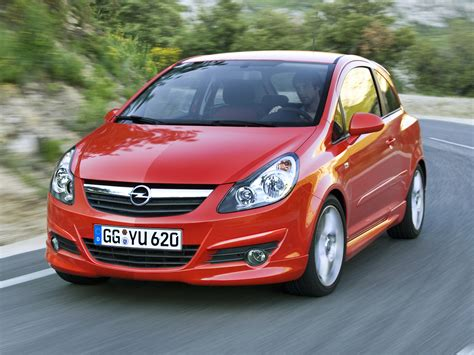 2007 Opel Corsa Gsi Related Infomation Specifications
