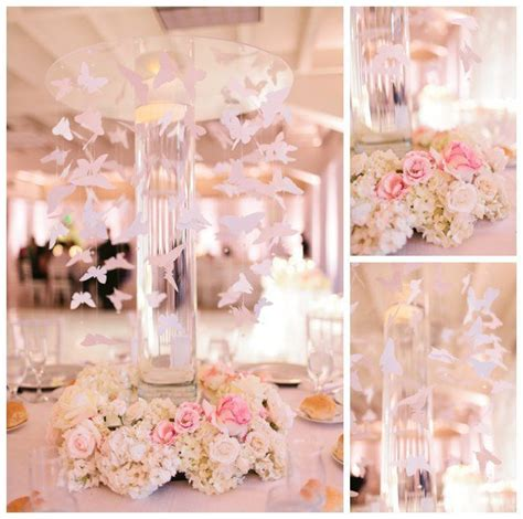 quinceanera butterfly theme decorations 17 best ideas about butterfly centerpieces on