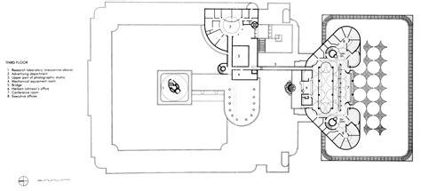 Second Empire Floor Plans ad classics sc johnson wax research tower frank lloyd