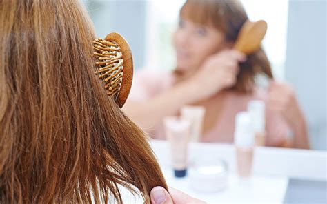 Should I Brush Hair In The Shower by Are You Brushing Your Hair The Wrong Way Travel Leisure