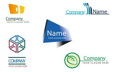 free logo design templates psd psd design logo 5 free vector logo template