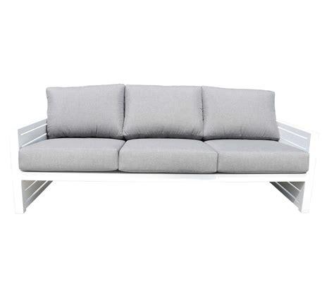 Gramercy Sofa by Gramercy Sofa 30218 Patio Furniture Cast Aluminum