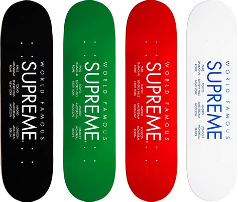 supreme skateboarding image gallery supreme boards