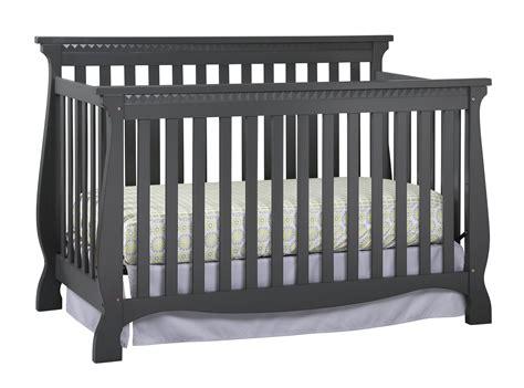 Delta Venetian Convertible Crib Storkcraft Venetian Convertible Crib Gray Shop Your Way Shopping Earn Points On