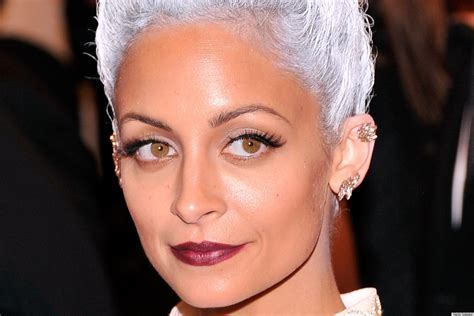 young black women with gray hair styles grey hair young women newhairstylesformen2014 com