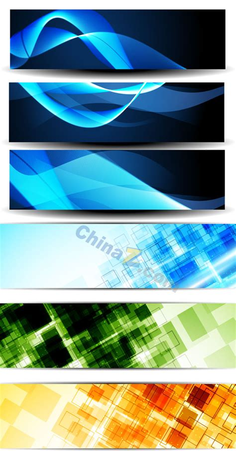 design technology banner technology banner vector design materials over millions