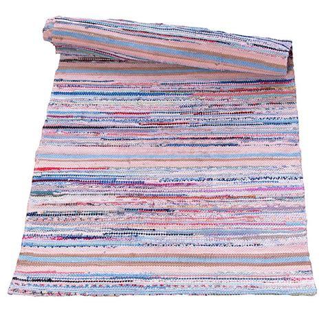 swedish rag rugs vintage swedish rag rug by velvet ribbon notonthehighstreet