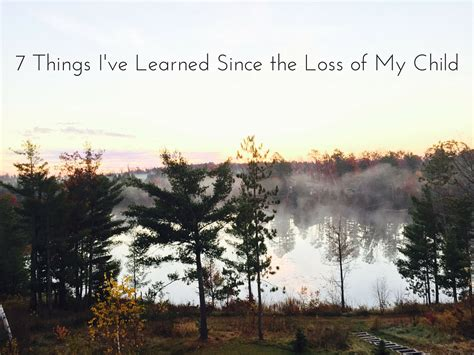 7 Things Never To Say To Someone Whos Dieting by 7 Things I Ve Learned Since The Loss Of My Child Still