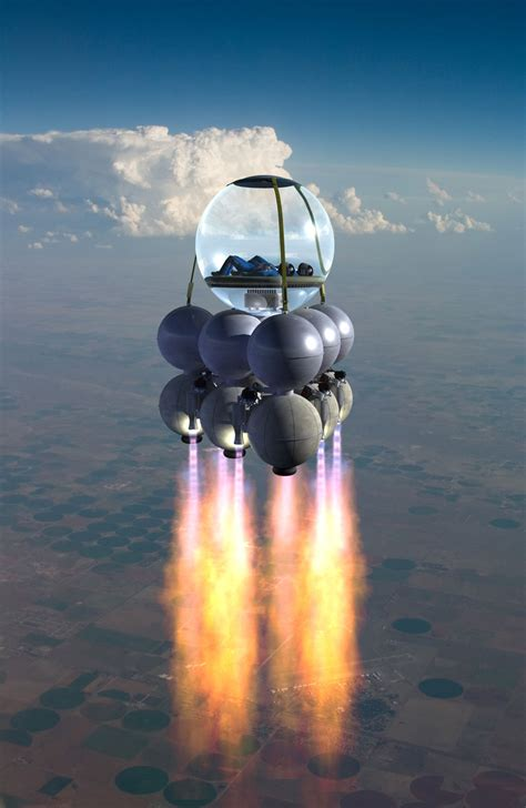 armadillo aerospace rocket racing   mexico vertical    landing rlv