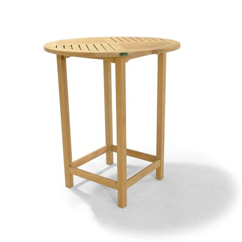 Teak Bar Table Somerset 36in Teak Bar Table Westminster Teak Outdoor Furniture