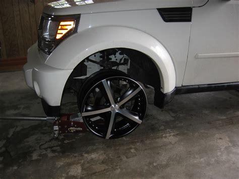 dodge nitro tires wheel ofset vs big tires dodge nitro forum