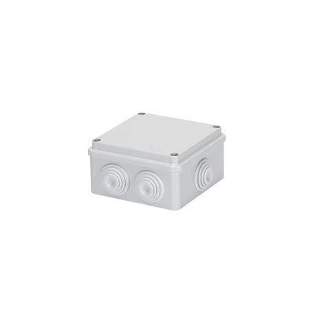 cassetta di derivazione gewiss gewiss cassetta di derivazione ip55 100x100x50 mc