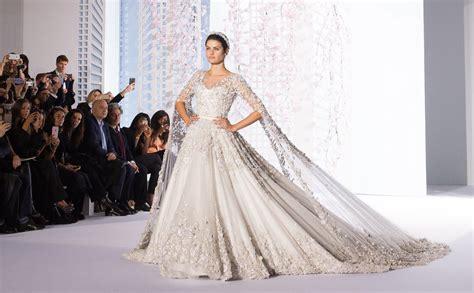 Die Schönsten Hochzeitskleider by Die Sch 246 Nsten Haute Couture Brautkleider Januar 2016