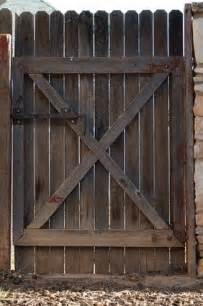 Backyard Fence For Dogs How To Build A Double Gate For A Wood Privacy Fencefence