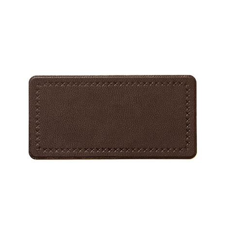 Leather Patch by Mastaplasta Leather Patch Plain Large