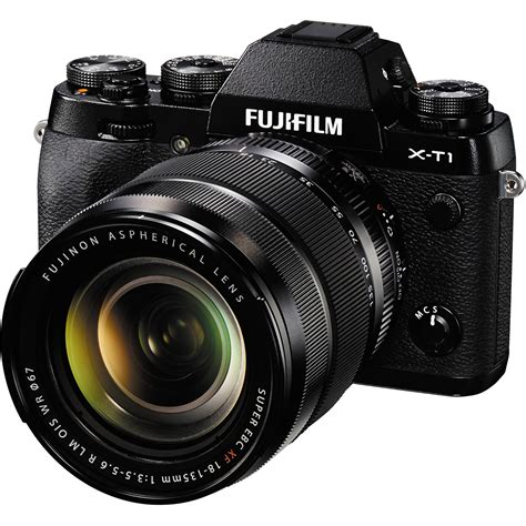 Kamera Mirrorless Fuji fujifilm x t1 mirrorless digital with 18 135mm 16432786