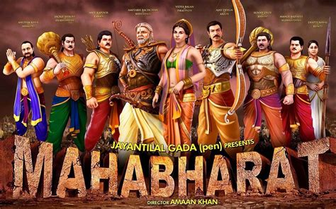 download film mahabarata movie democracy in india always kauravas pandavas never