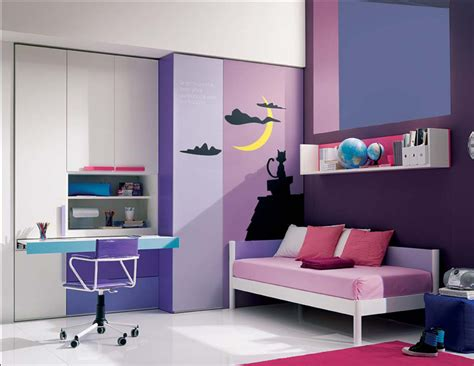 Awesome Teenage Girl Bedrooms | 13 cool teenage girls bedroom ideas digsdigs
