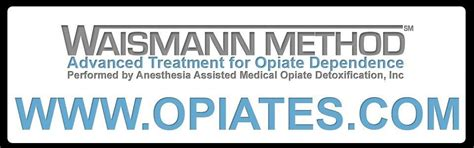 Rely Detox For Opiates by Waismann Method 174 Rapid Detox Responds To Mental And