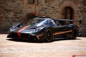 do new cars a in period official pagani zonda revolucion gtspirit