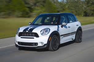 Mini Cooper All 4 Cars Fiat Cabrio And Mini All4 Countryman The Car