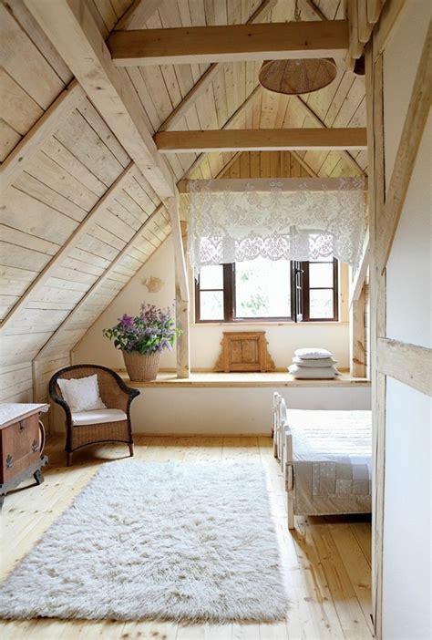 dachgeschoss einrichten ein optimales und charmantes - Dachgeschoss Einrichten