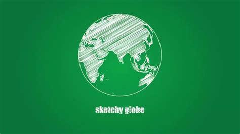 illustrator tutorial globe sketchy globe adobe illustrator tutorial youtube