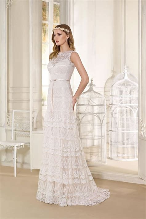 Maura Dress By D Lovera novia d wedding dresses novia d wedding dresses and uk stockists
