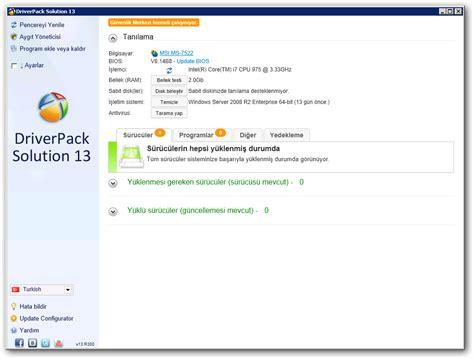 Driver Pack 158 program indir driverpack 15 8 r425 t 252 rk 231 e indir 2015 torrent