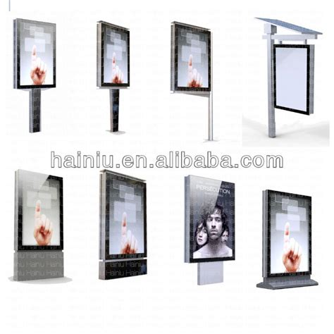 outdoor light box signs suppliers outdoor scrolling signs light box aluminum buy scroll