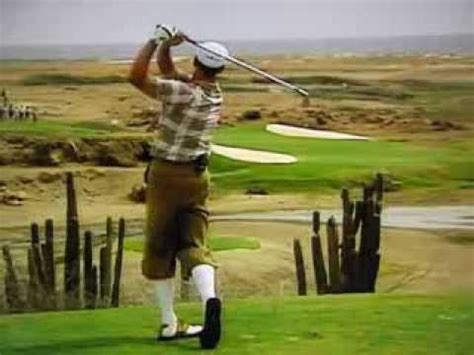 payne stewart golf swing payne stewart down the line golf swing 1998 youtube