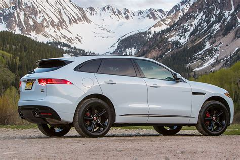 Jaguar Car 2019 by 2019 Jaguar F Pace New Car Review Autotrader