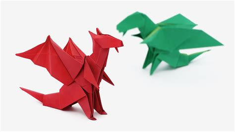 Advanced Origami - origami origami origami wolf instructionsorigami wolf