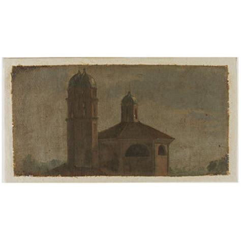 Domed Section Of A Church by The Section Of A Church With A Hexagonal Dome And