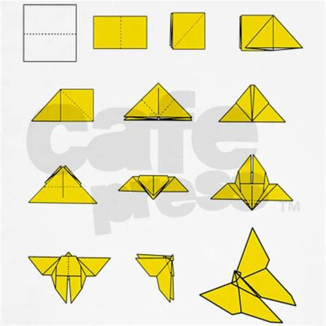 Origami Butterfly Diagram - origami butterfly crafts quilts origami