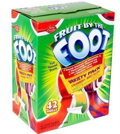 fruit by the foot fruit by the foot home garden ebay