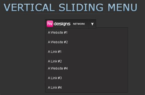 jquery tutorial menu dropdown 15 handpicked jquery drop down menus tutorials