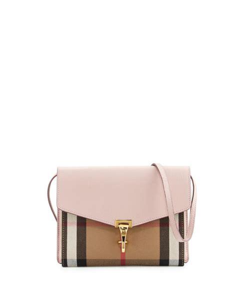 Burberry Bridle Small House 224601 22 Check Belt Shoulder Crossbody burberry peyton check leather crossbody bag black