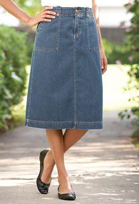 a line denim skirt vintage denim explorer skirt orvis uk