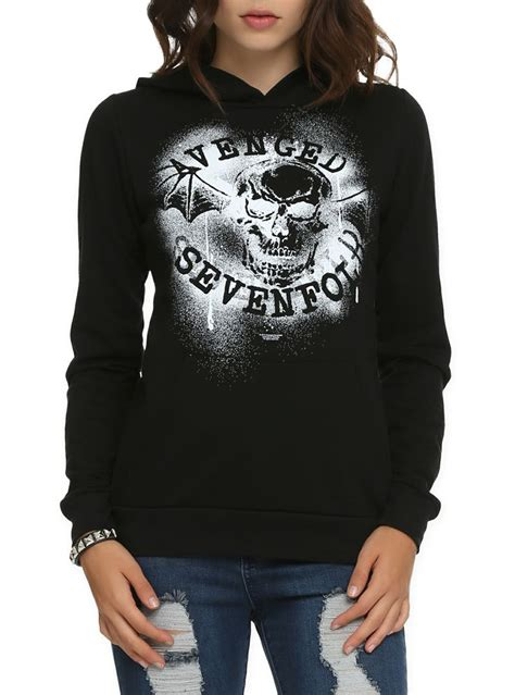 sweater avenged by ione clothing avenged sevenfold pullover hoodie dresses and clothes